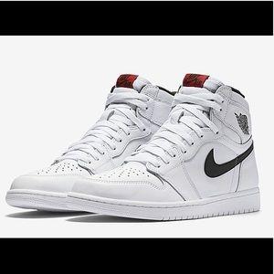 Nike Air Jordan 1 Retro High OG Yin Yang 5.5Y